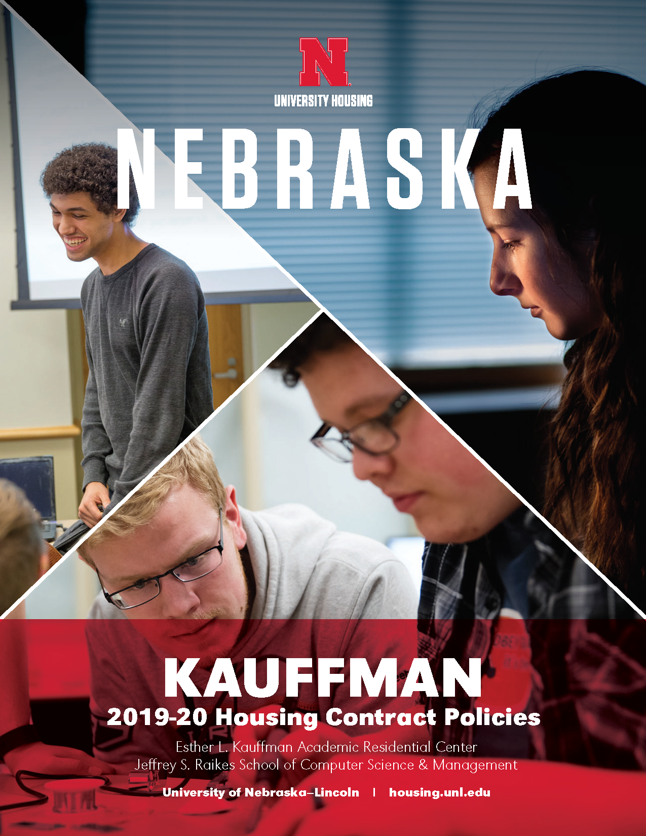 Kauffman policies booklet cover image