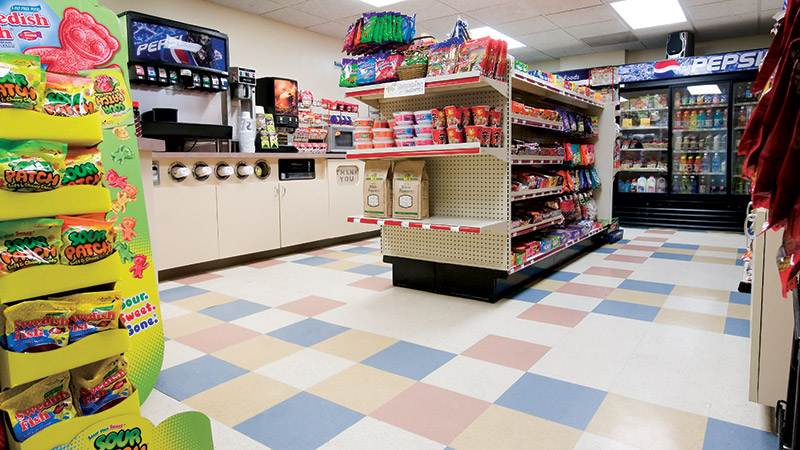Selleck C-Store