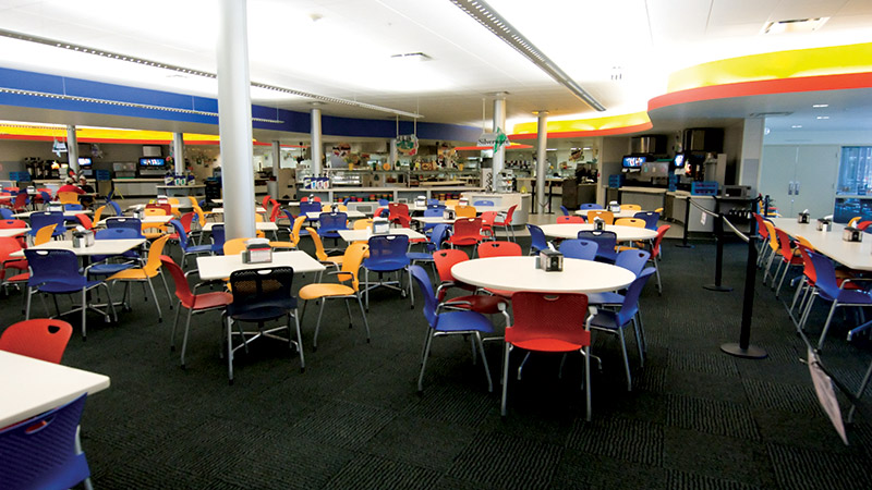 Selleck Dining Center