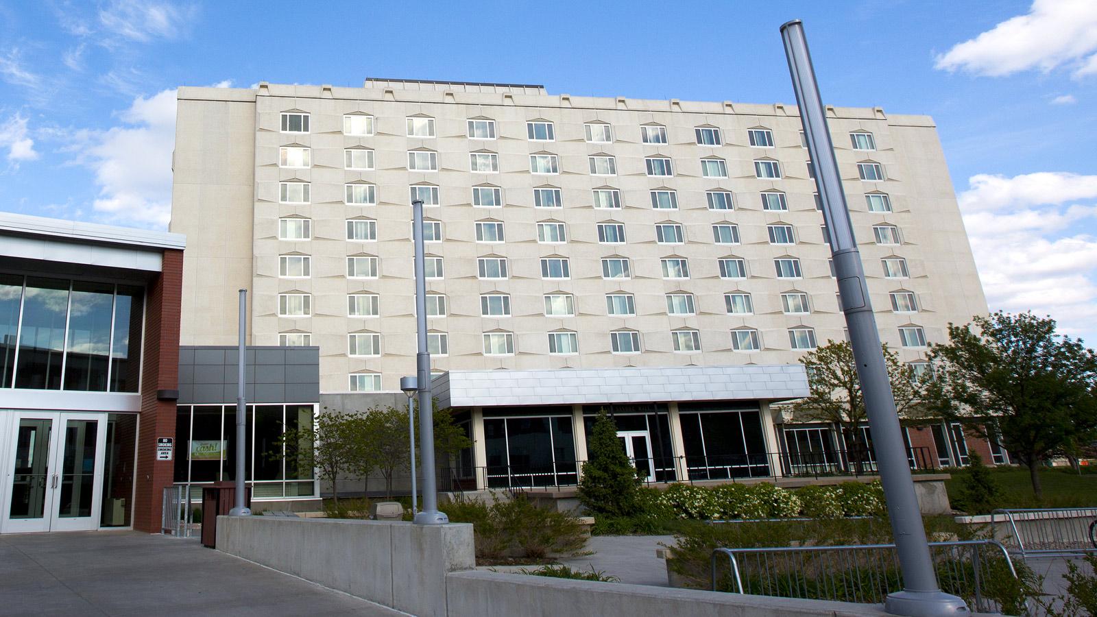 Sandoz Hall University Housing University Of Nebraska