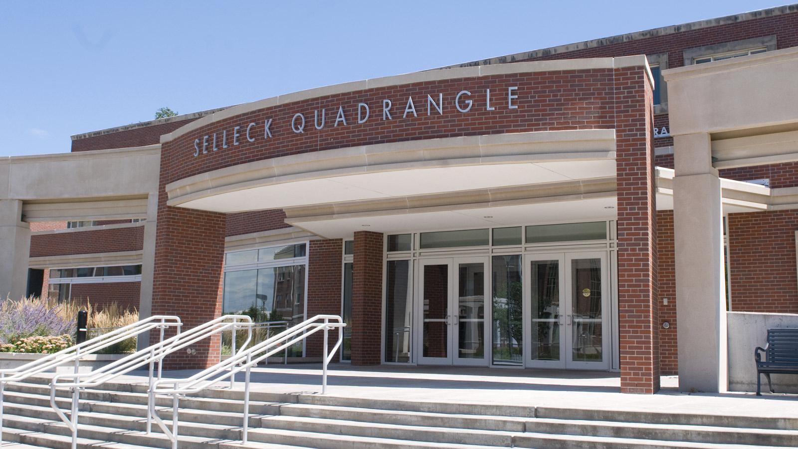 Selleck Quadrangle exterior photo