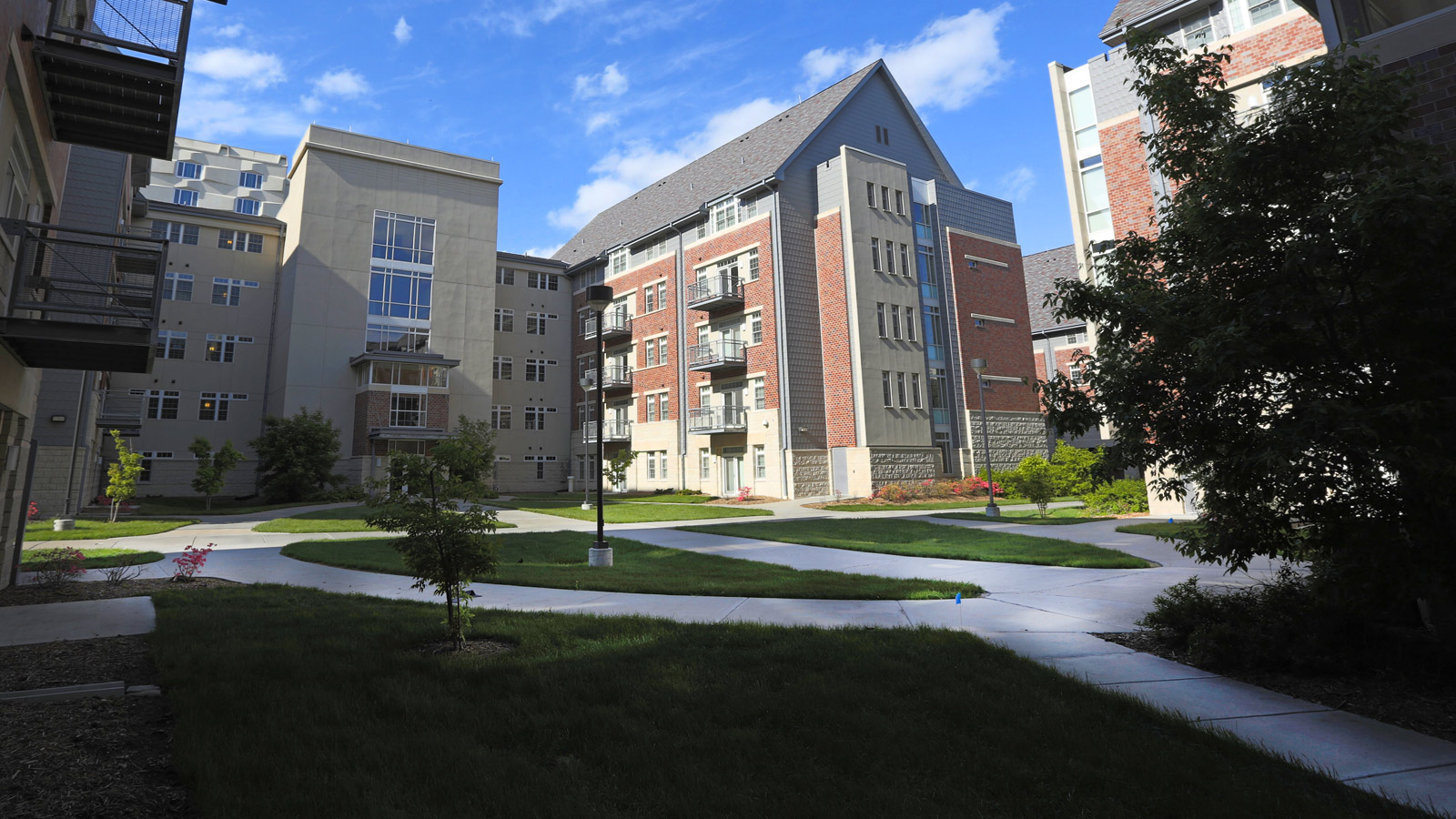 The Village University Housing Nebraska
