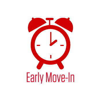Early Move-In icon