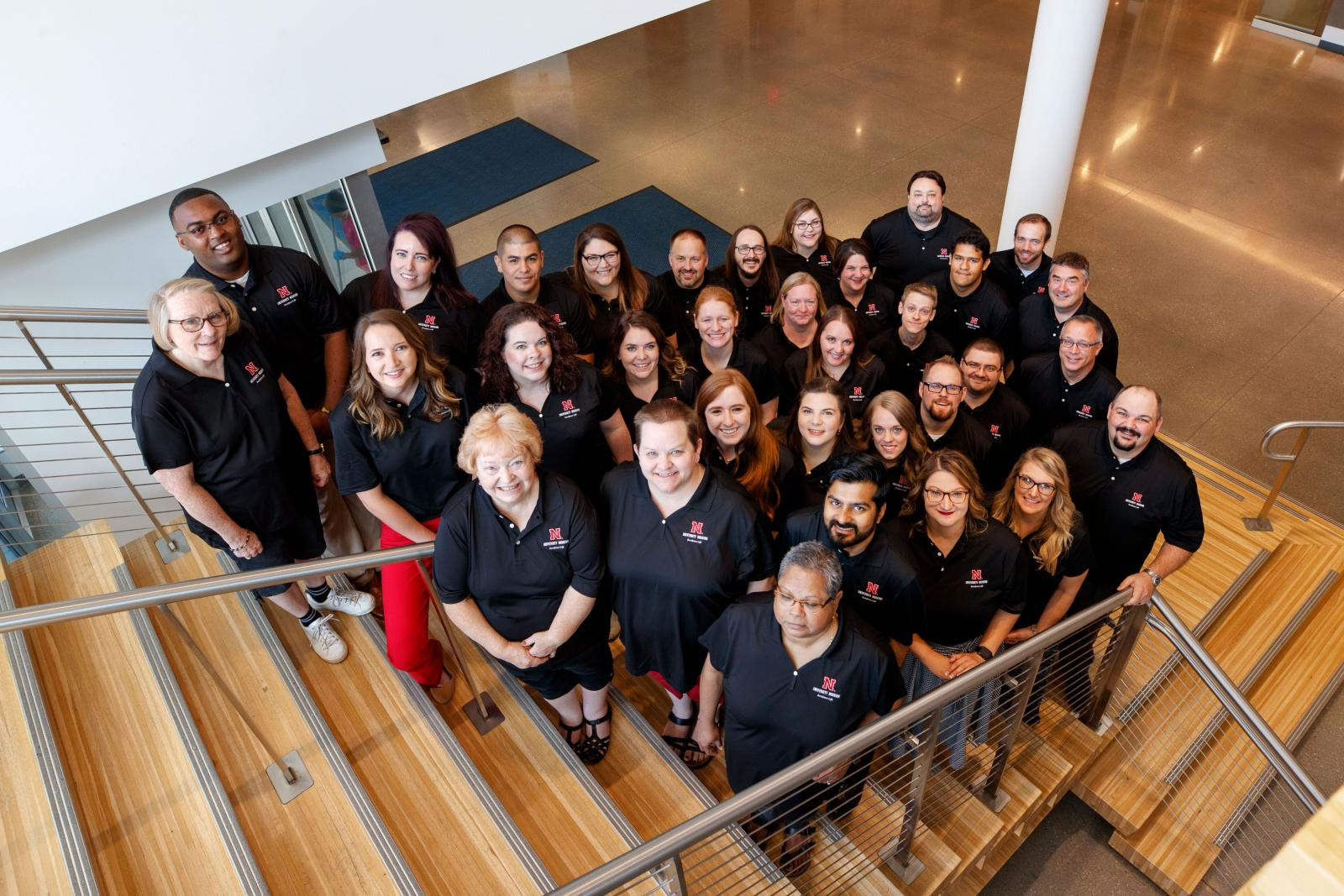 2018-19 Res Life staff